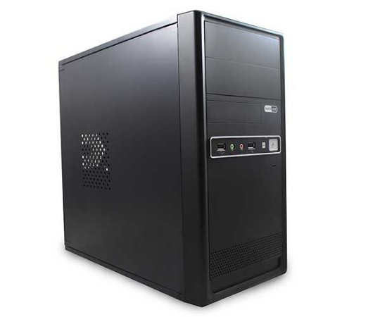 COMPUTADOR I3 8100 - 4GB RAM - SSD 240GB - GABINETE - MONITOR LED 21,5 led - WIRELESS