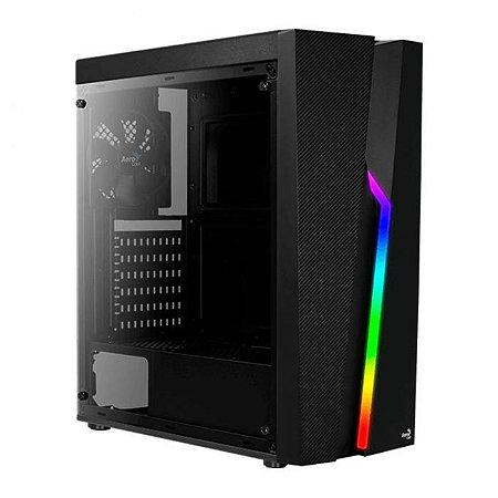 COMPUTADOR I3 9100F, 8GB DDR4, SSD 240GB, RX 570 4GB - FONTE 500W REAIS