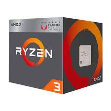 PROCESSADOR AMD RYZEN 3 2200G 3.5GHZ 6MB SOCKET AM4