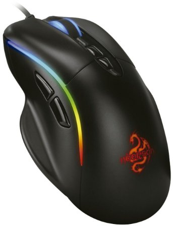 MOUSE ÓPTICO HOOPSON PRO GAMER  GT700 USB 4000DPI