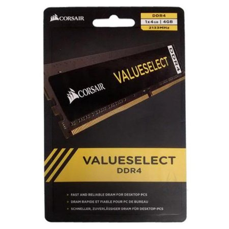 MEMÓRIA 4GB DDR4 2133MHZ CORSAIR VALUE