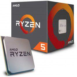 PROCESSADOR AMD RYZEN 5 2600 3.4GHZ 19MB SOCKET AM4
