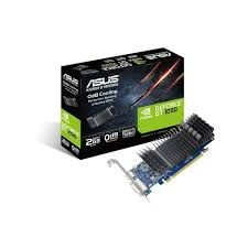 PLACA DE VÍDEO GT 1030 2GB DDR5 64BITS ASUS
