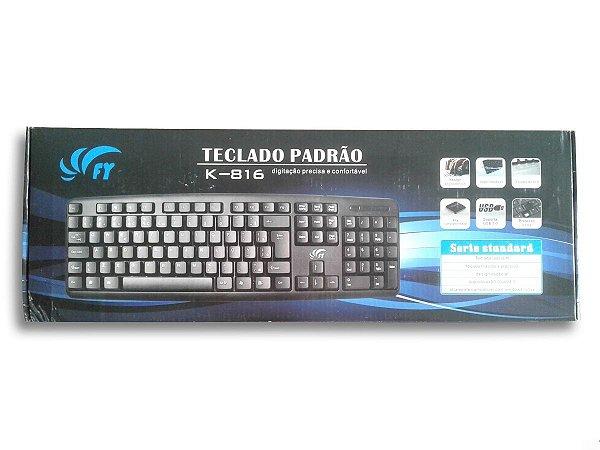 TECLADO GAMER FY K-816
