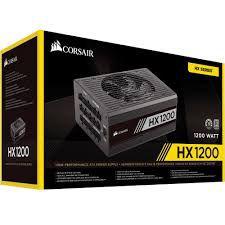 FONTE DE ALIMENTAÇÃO ATX 1200W REAIS CORSAIR HX 1200
