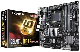 PLACA MÃE 78LMT-USB3 R2 SOCKET AM3+ GIGABYTE