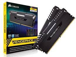 KIT MEMÓRIA CORSAIR VENGEANCE RGB 32GB (2X16GB)  3.000MHZ - CMR32GX4M2C3000C15