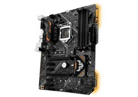 PLACA MÃE ASUS TUF B360-PLUS GAMING LGA 1151 CHIPSET INTEL