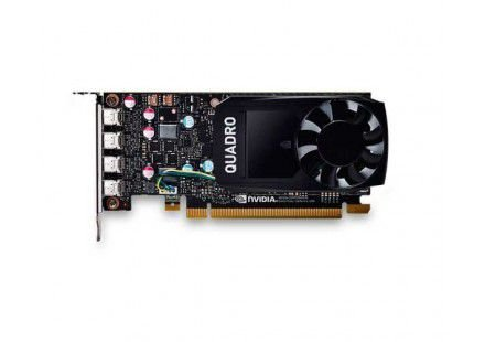 PLACA DE VIDEO PNY QUADRO P600 2GB GDDR5 128BIT 384 CUDA CORES