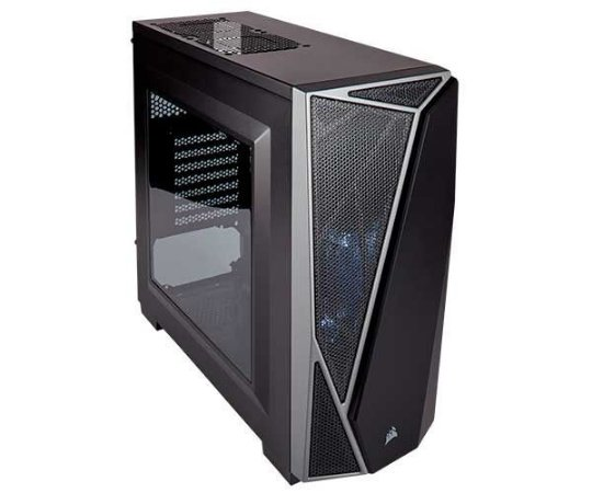 GABINETE CORSAIR CARBIDE SERIES SPEC-04 PRETO/CINZA