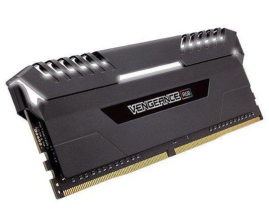 MEMORIA CORSAIR VENGEANCE RGB 16GB (2X8) 3200MHZ DDR4 - CMR16GX4M2C3200C16