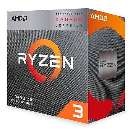 COMPUTADOR GAMER RYZEN 3 3200G, 2x 8GB DDR4, HD 1TB, MONITOR 21.5 fullhd nyxtec