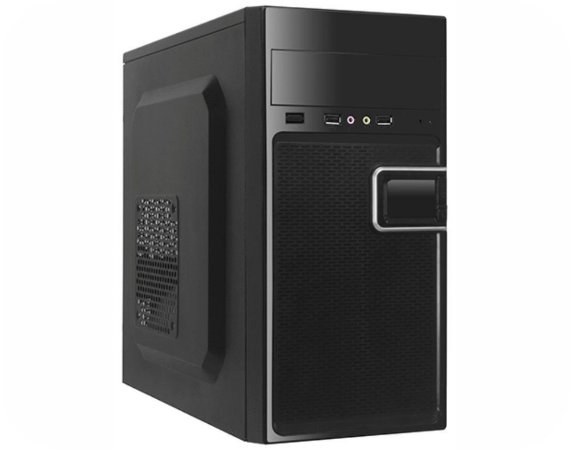 COMPUTADOR CORE I3 3.10GHZ, 4GB RAM DDR3, SSD 240GB, GABINETE COM FONTE