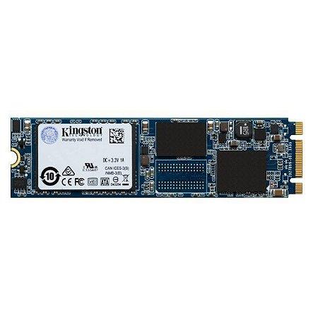 SSD Kingston UV500 M.2 2280 240GB Leituras: 520MB/s e Gravações: 500MB/s