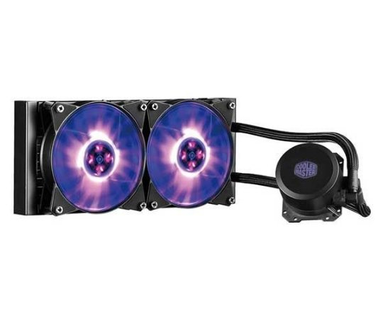 WATER COOLER COOLER MASTER MASTERLIQUID 240MM ML240L RBG