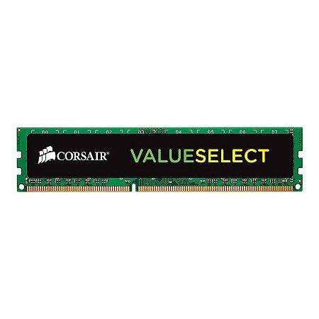 MEMORIA CORSAIR VALUESELECT 4GB DDR3L 1600MHZ PRETO
