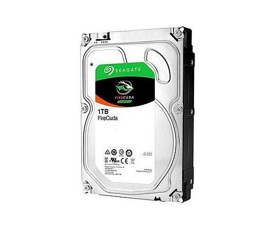 HD SEAGATE FIRECUDA COMPUTE 1TB SATA III 3.5 POL HÍBRIDO 8GB FLASH