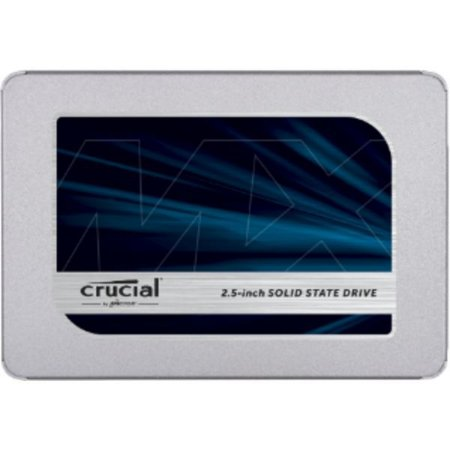 SSD CRUCIAL MX500 2TB, SATA 6GB/S, 560MB/s - 510MB/s, CT2000MX500SSD1
