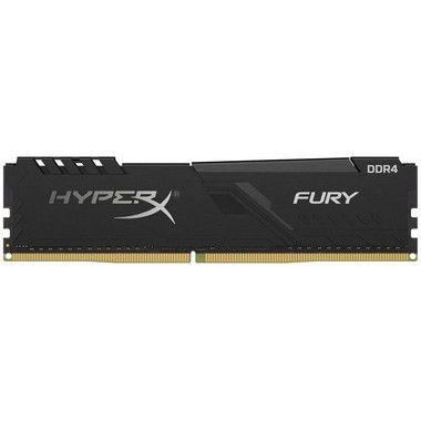 MEMÓRIA HYPERX FURY, 16GB 3200MHZ DDR4, PRETO - HX432C16FB3/16