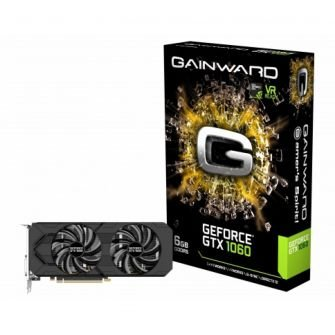 PLACA DE VÍDEO GAINWARD GEFORCE GTX 1060, 6GB GDDR5, 192BIT - NE51060015J9-1061D