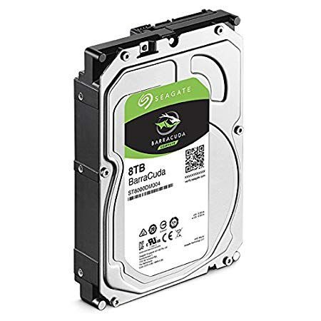 "HD INTERNO SEAGATE 8TB BARRACUDA, 5400 RPM 256MB Cache SATA 6.0Gb/s 3.5"", ST8000DM004"