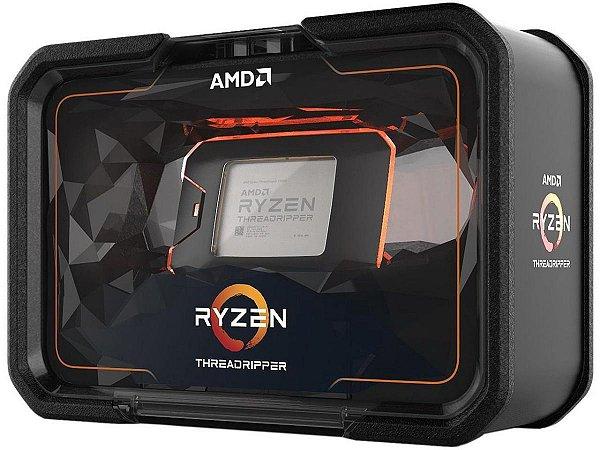 PROCESSADOR AMD RYZEN THREADRIPPER 2950X, CACHE 40MB, 3.5GHz (4.4GHz Max Turbo), sTR4, YD295XA8AFWOF