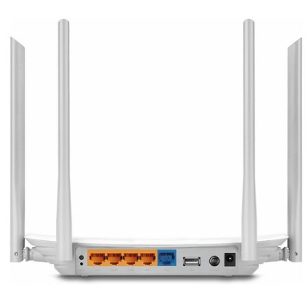 ROTEADOR WIRELESS TP-LINK GIGABIT DUAL BAND AC1200 - ARCHER C5