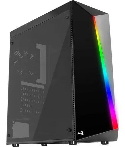 COMPUTADOR GAMER RYZEN 5 3600, 8GB DDR4, SSD 240GB, GTX 1050TI 4GB, 500W REAIS