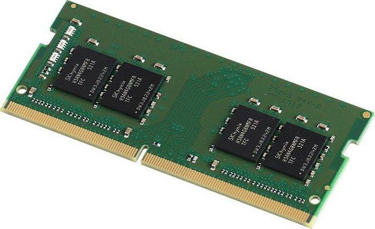 MEMÓRIA KINGSTON NOTEBOOK 8GB 3200MHz, DDR4, CL22 - KVR32S22S8/8
