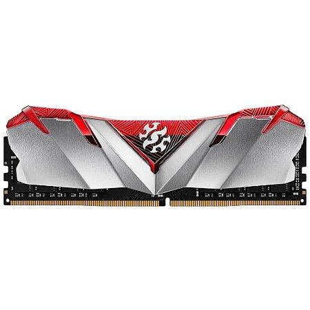 MEMÓRIA XPG GAMMIX D30 8GB 3000MHz, DDR4, CL16, VERMELHO - AX4U300038G16A-SR30