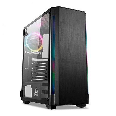 COMPUTADOR GAMER RYZEN 7 1700X, PLACA DE VIDEO RX 560 4GB, 8GB 2666MHz, HD 1TB SATA