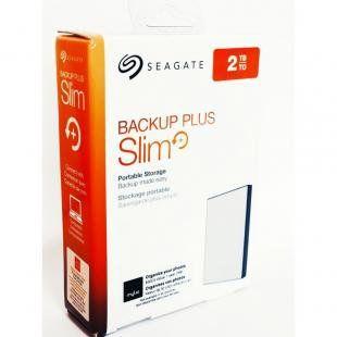 HD EXTERNO SEAGATE BACKUP PLUS 2TB USB 3.0 - PORTÁTIL STHN2000401