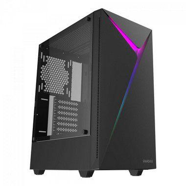 COMPUTADOR RYZEN 5 2600 - 16GB - SSD 240GB - GABINETE VENTILADO - RX 550 4GB