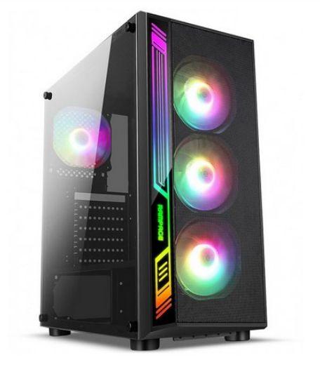 COMPUTADOR GAMER RYZEN 5 2400G - 8GB DDR4 - SSD 240GB - HD 2TB -  GTX 1660 6GB