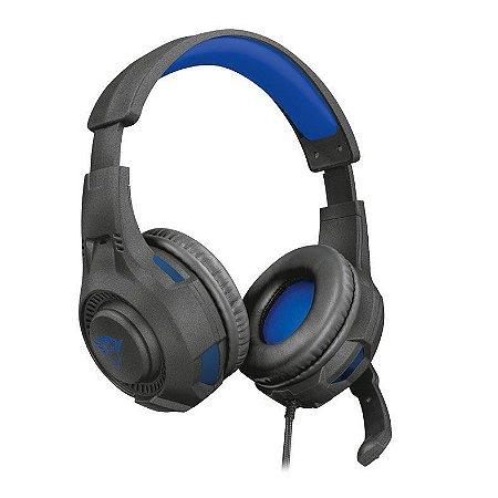 HEADSET GAMER TRUST GXT 307B RAVU AZUL - T23250