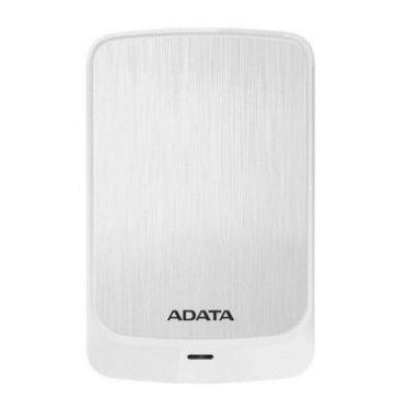 HD EXTERNO ADATA HV320 ULTRA SLIM, 1TB, USB 3.2, BRANCO - AHV320-1TU31-CWH