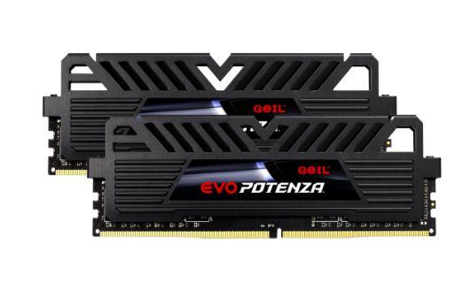 MEMÓRIA DDR4 GEIL EVO POTENZA AMD 16GB (2X8GB) 3600MHZ - GAPB416GB3600C18ADC