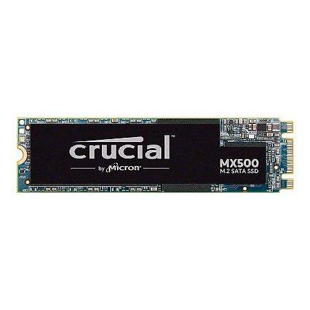 SSD CRUCIAL MX500 1TB M.2 2280 3D NAND - CT1000MX500SSD4