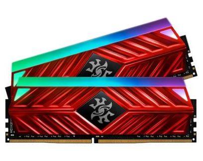 MEMÓRIA XPG SPECTRIX D41, RGB, 16GB (2X8GB), 3000MHZ, DDR4, CL16, VERMELHO - AX4U300038G16A-DR41