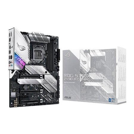 PLACA MAE ASUS ROG STRIX Z490-A GAMING DDR4 SOCKET LGA1200 INTEL Z490