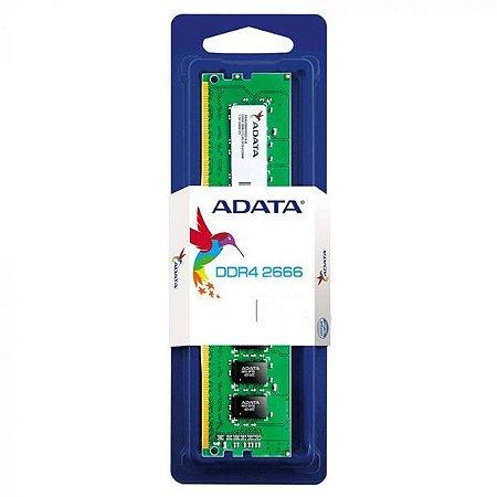 MEMÓRIA 16GB DDR4 2666MHZ ADATA - AD4U2666316G19-SBK