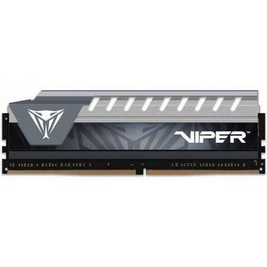 MEMÓRIA DDR4 PATRIOT VIPER ELITE, 8GB 2666MHZ, CINZA - PVE48G266C6GY