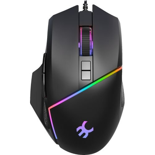 MOUSE GAMER BLUECASE BGM-01, USB, RGB