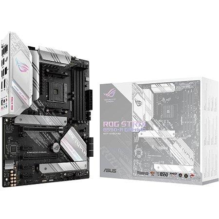 PLACA MAE ASUS ROG STRIX B550-A GAMING DDR4 SOCKET AM4 CHIPSET AMD B550