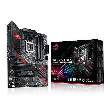 PLACA MAE ASUS ROG STRIX B460-H GAMING DDR4 SOCKET LGA1200 INTEL B460