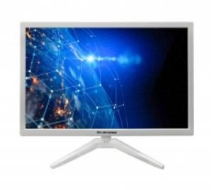 MONITOR 19 LED BRANCO BLUECASE VGA / HDMI - BM19D2HVW
