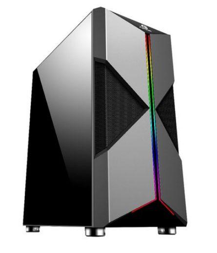 COMPUTADOR GAMER CORE I3 9100F - 8GB DDR4 - SSD 240GB - HD 1TB - GTX 1050TI 4GB