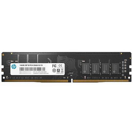 MEMÓRIA HP V2, 16GB, 2666MHZ, DDR4, CL19 - 7EH56AA#ABM