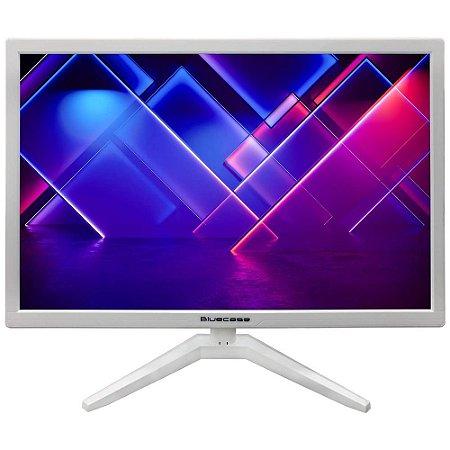 "MONITOR BLUECASE 21,5"" BRANCO FULLHD VGA HDMI - BM22D2HVW"
