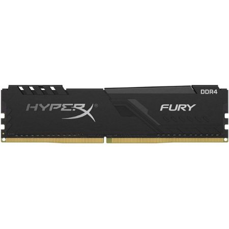 MEMÓRIA DDR4 KINGSTON HYPERX FURY, 8GB 3600MHZ, BLACK - HX436C17FB3/8